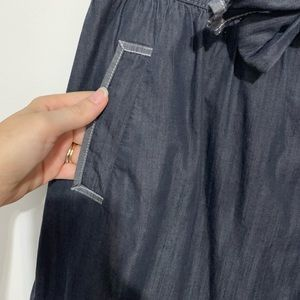 LOFT Skirts - LOFT   Ann Taylor Denim Skirt